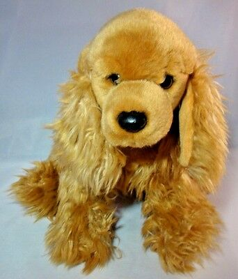 Webkinz Signature Cocker Spaniel Plush Stuffed Animal Dog Plush Only NO CODE