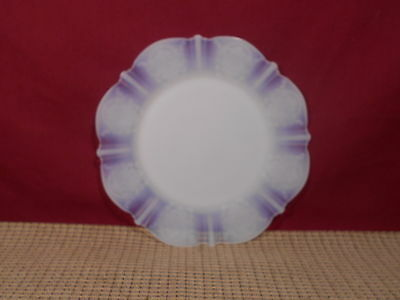 Macbeth Evans Dep. Glass American Sweetheart Monax Salad Plate 8""
