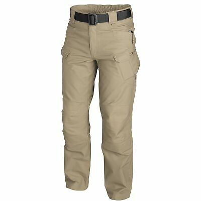 Helikon Tex UTP Urban Tactical Pants Hose Ripstop Khaki UTL Security Polizei