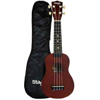Stagg US10 Traditional Soprano Ukulele