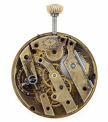 Vacheron & Constantin High Grade Swiss Lever Pocket Watch Movement R105