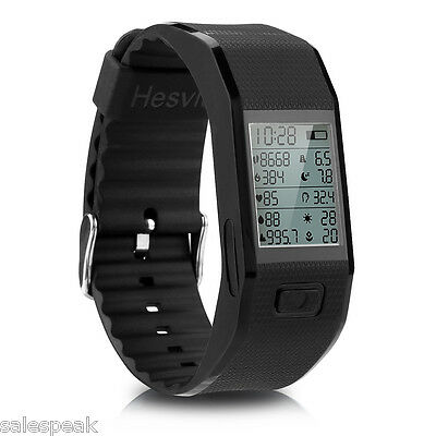 Bluetooth Smart Bracelet Wristband Heart Rate Monitor Pedometer for IOS Android