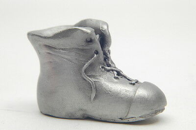 Old Boot Pewter Thimble B/135