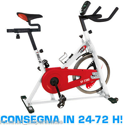 Bsq Sp7300 Bici Cyclette Per Fare Spin Bike Spinbike Gym Bike Indoor Cycling
