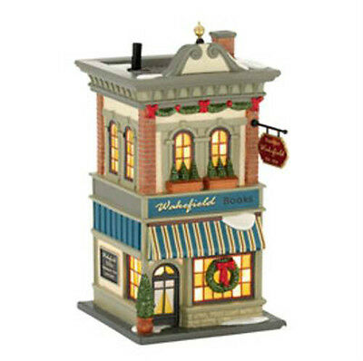Dept 56 Christmas In The City 2012   Wakefield Books
