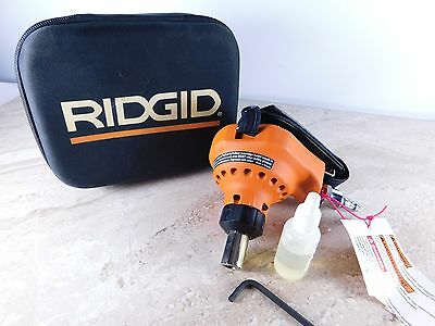 RIGID AIR  3.5 Inch PALM NAILER  w/Case  Very Lightly used  - Super Clean