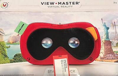 View-Master Virtual Reality Starter Pack Standard Packaging