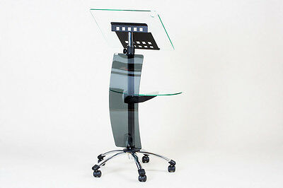 Presentation Lectern, Portable & Adjustable