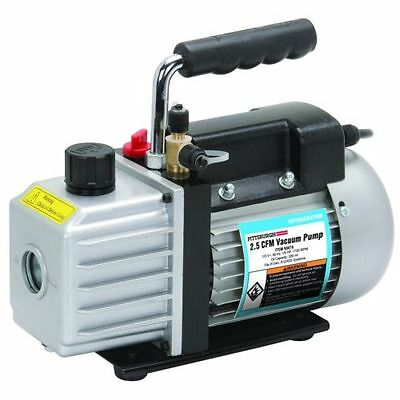 2.5 CFM,1720 RPM, 1/6 HP Rotary Vacuum Pump for A/C
