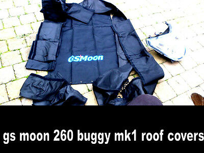 XINGYUE GS MOON   260cc  buggy mk1 roof covers BYGGY SPARES
