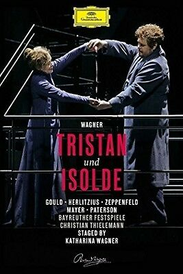 Tristan Und Isolde (2016, DVD NUEVO)2 DISC SET (REGION 1)