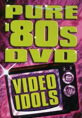 Pure '80s DVD: Video Idols (2007, DVD NUEVO) (REGION 1)