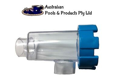 New AutoChlor Cell Housing Swimming Pool Chlorinator Cell House Clear Case