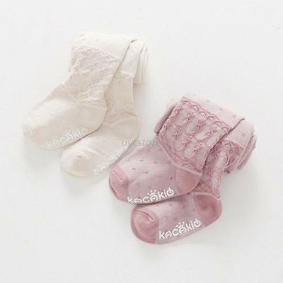 Toddler Infant Baby Child Girl Cotton Warm Pantyhose Socks Tight Stockings 1-6Y