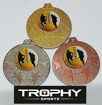 HOCKEY  MEDAL,TROPHY,AWARD ,Free engraving,Free ribbons