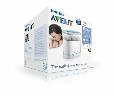 Philips AVENT 3-in-1 Electric Steam Steriliser - SCF284/01