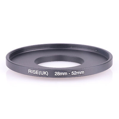 28mm-52mm 28-52 mm Step Up Filter Ring Stepping Adapter