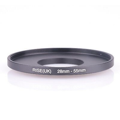 28mm-55mm 28-55 mm Step Up Filter Ring Stepping Adapter