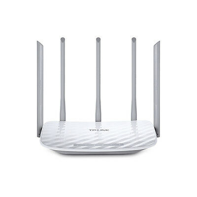 Router e Access Point TP-LINK AC 1350 Dual-band (2.4 GHz / 5 GHz) Fast Ethe