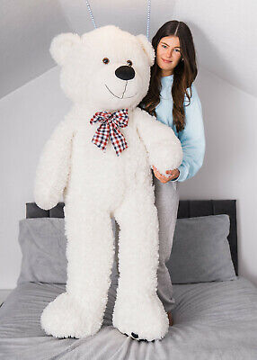New Enormous Extra Large Lion Teddy Bear Giant Jumbo Big Plush Toy Stuffed Soft