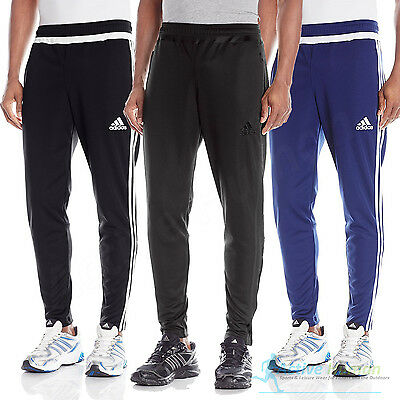Mens Adidas Tracksuit Pants Tiro 15 Training  Bottoms Exercise Running Sports