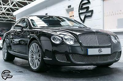 2009 Bentley Continental 6.0 Speed W12 GT 2dr