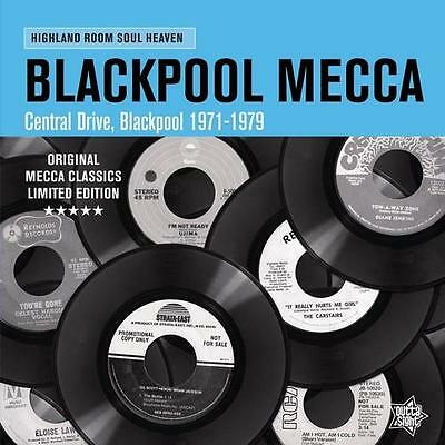 BLACKPOOL MECCA Various Artists NEW SEALED NORTHERN SOUL LP VINYL (OUTTA SIGHT)