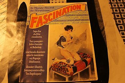 Revue  Erotique  Fascination  Le Musee Secret De L'erotisme  N° 2