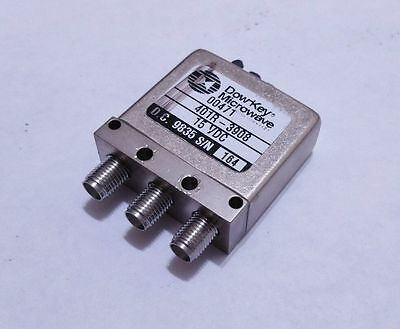 Dow-Key Microwave 00471 401R-3908 15 Vdc Switch