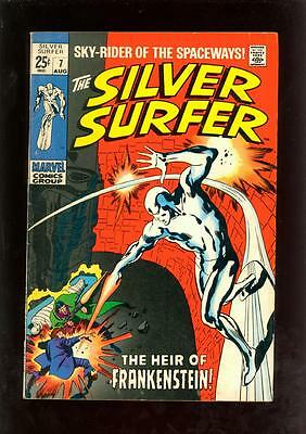 Silver Surfer 7 - Large Scans