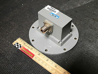 Waveline 201-NF WR284 Waveguide to Type N (f) Adapter
