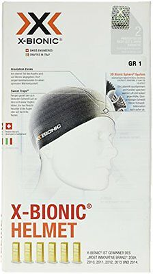 X-Bionic Casco adulti funzionale OW, unisex, Funktionsbekleidung OW Helmet, Mult