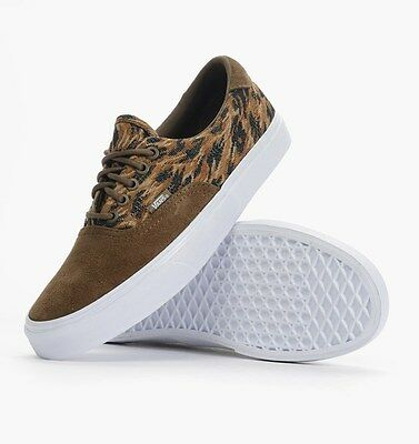 3923a78efc NEW Vans Era 59+ ITALIAN WEAVE TEAK Men s Skate Shoes Size 8.5 Women s 10