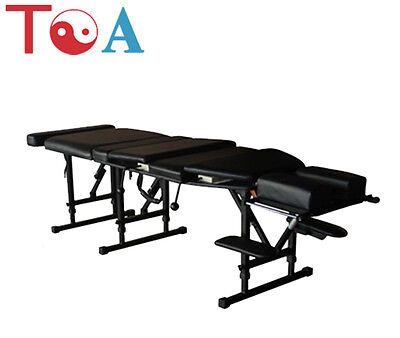 Arena Club 180 Portable Chiropractic Table Therapy Massage Folding Equipment