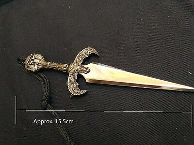 Metal Letter Opener Sword  S0013 with pouch Ghost Recon