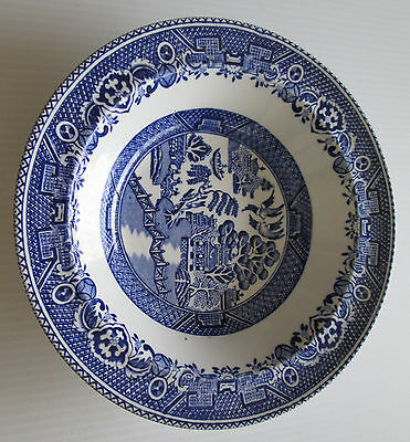 Alfred Meakin Old Willow England Sweets Bowl