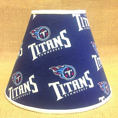 NFL Tennessee Titans Handmade Lamp Shade Lampshade