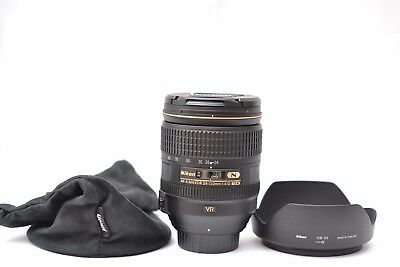 New Nikon AF-S NIKKOR 24-120mm f/4G ED VR Kit Lens - 3 Year Warranty