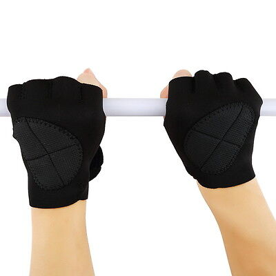 Sport Gloves Gym Weight Lifting Fitness Blac Sports Limitless FG