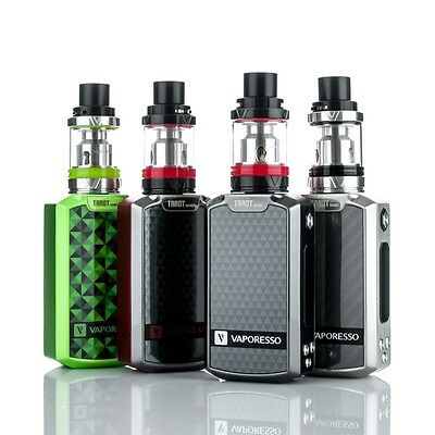 Vaporesso Tarot Nano Kit - Black, Green And Red Available