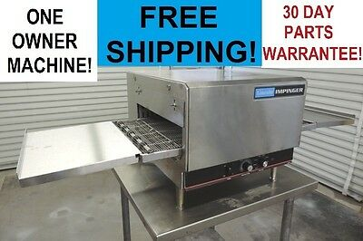 Lincoln 1301 Commercial Electric Pizza Conveyor Impinger Oven... VERY NICE!!