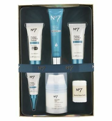 No7 COLLECTION SET, BRAND NEW IN BOX - EDITION 2016
