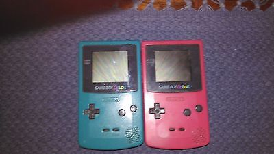 lot 2 game boys untested