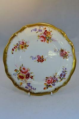Antique Hammersley Dresden Sprays Tea Plate 12668