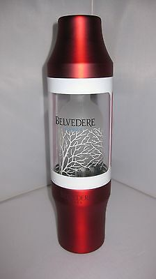 Belvedere Edition Red Shaker 0,7L   40%