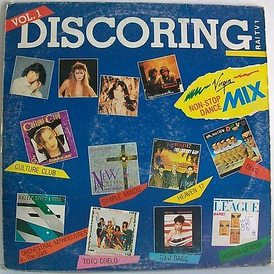 "VARIOUS - Discoring Vol.1 [vinile, 12"", Italy, 1983]"