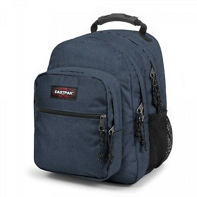 eastpak rucksack wyoming ek811 77h black denim 24l eur. Black Bedroom Furniture Sets. Home Design Ideas