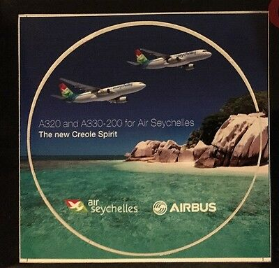 Airbus Sticker A320 and A330 for Air Seychelles
