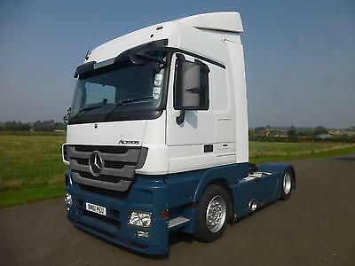 Mercedes-Benz Actros 1846 LOW RIDE 4X2 2011 TRACTOR UNIT