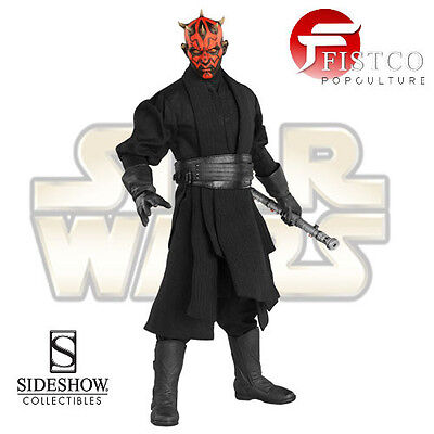 STAR WARS - Darth Maul: Duel on Naboo 1/6 Actionfigur (Sideshow)